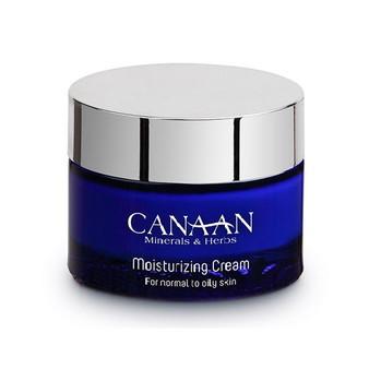 Canaan Silver Line Moisturizing Cream With Dead Sea Minerals