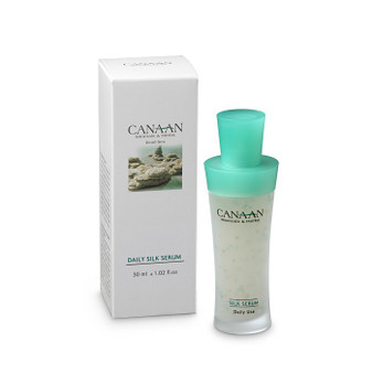 Chic Cosmetics Canaan Daily Silk Serum Gel With Dead-Sea Minerals