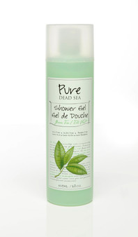 Pure Dead-Sea Green-Tea Shower Gel