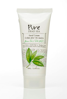 Pure Dead-Sea Green-Tea Hand Cream