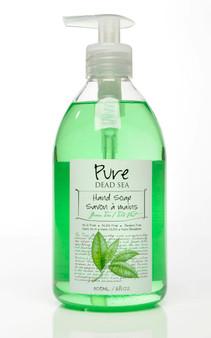 Pure Dead-Sea Green-Tea Hand Soap