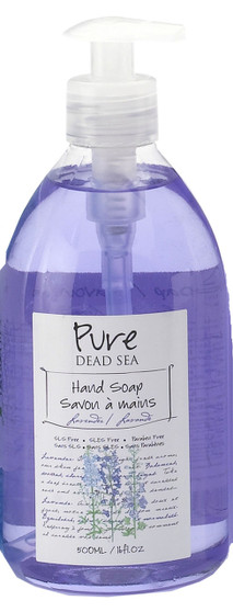 Pure Dead-Sea Lavender Hand Soap
