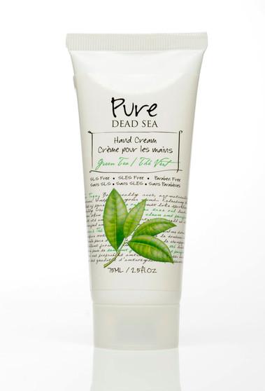 Pure Dead-Sea Green-Tea Hand Cream
