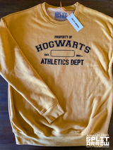 Hufflepuff Athletic dept sweater