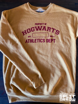 Gryffindor Athletic dept sweater