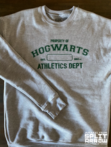 Slytherin Athletic dept sweater