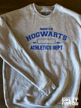 Ravenclaw Athletic dept sweater
