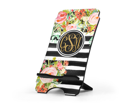 Rosewater Personalized Cell Phone Stand