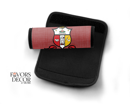 Kappa Alpha Psi Luggage Handle Wrap