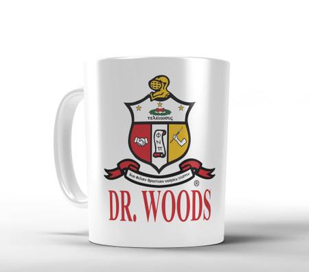 Kappa Alpha Psi Personalized Mug