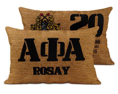 Alpha Phi Alpha Brick Pillow Cover