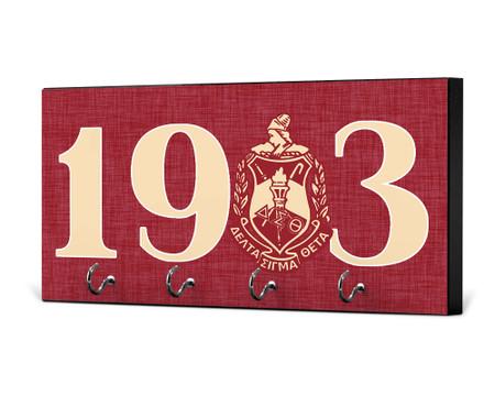 Delta Sigma Theta 1913 Key Hanger
