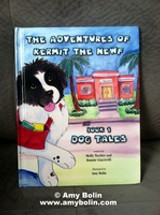 The Art Behind The Adventures of Kermit the Newf, Book 1 Dog Tales - Part 1