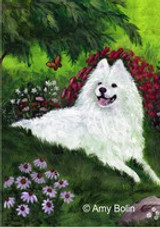 """Summer Bliss"" Samoyed - Suggest a new breed!"