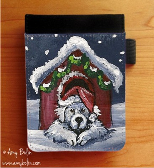 """""""Believe"""" Great Pyrenees Notebooks (several sizes available)"""
