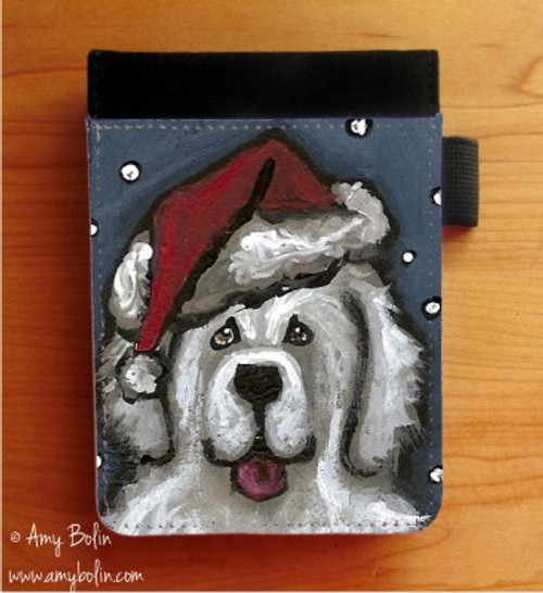 """""""Shaggy Claws"""" Great Pyrenees Notebooks (several sizes available)"""
