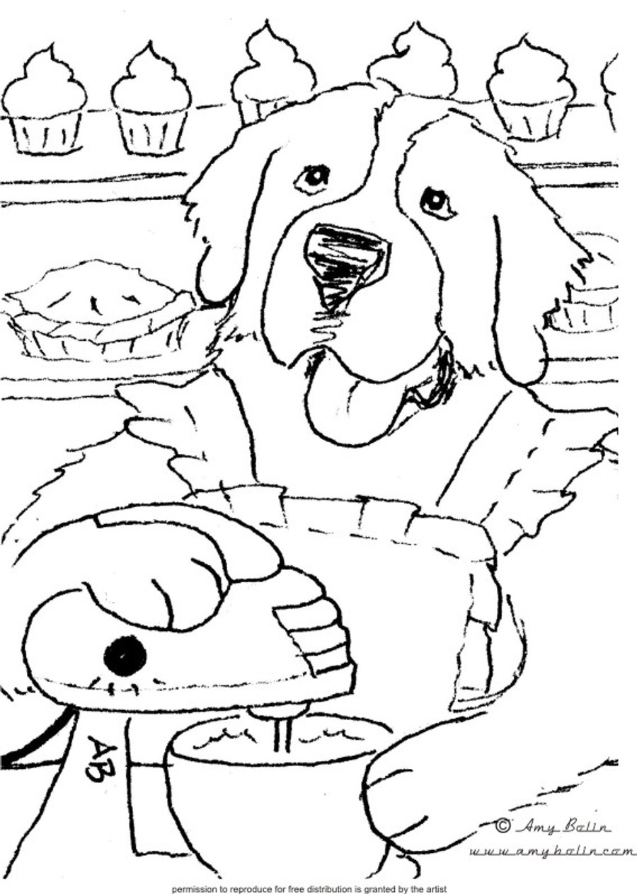FREE COLORING SHEET DOWNLOAD ·