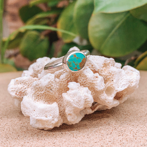 Royston Turquoise Ring (Reserved Pt. 1)