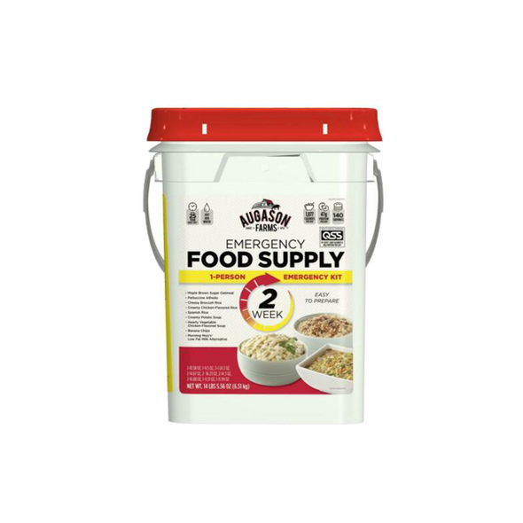 AUGASON FARMS 2 Week Emergency Food Supply