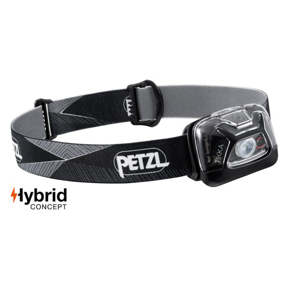 Petzl Tikka Headlamp 300 (Black)