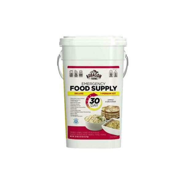 AUGASON FARMS 30 Day Emergency Food Supply