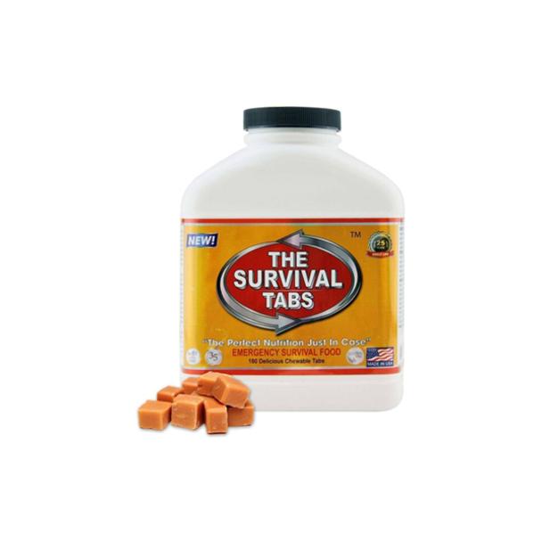 The survival Tabs Emergency Survival Food