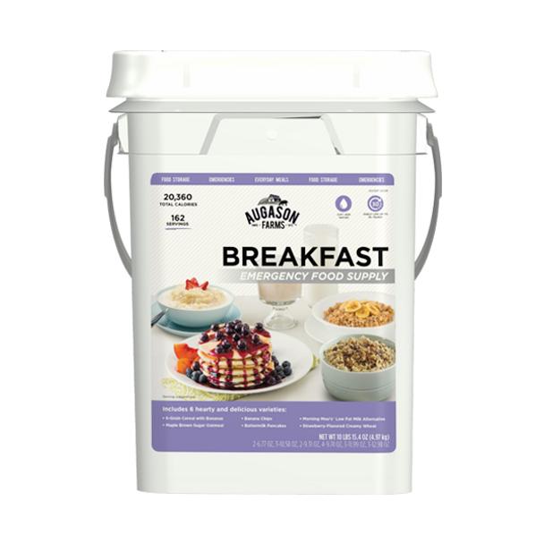 Augason Farms 30 Day Emergency Food Supply (Breakfast)