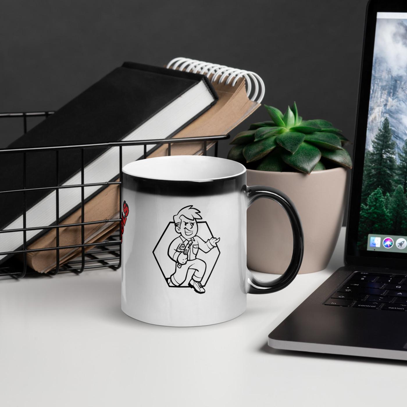 ZW Tools Logo Magic Mug