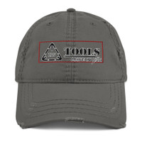 ZW Tools Distressed Ball Cap