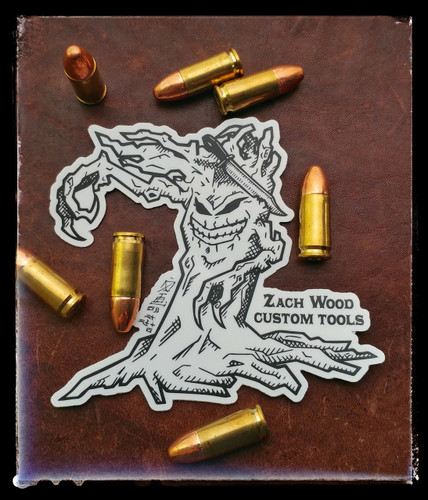 Z-Tree Sticker
