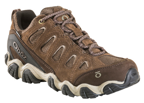 Men's Sawtooth II Low Waterproof - Walnut