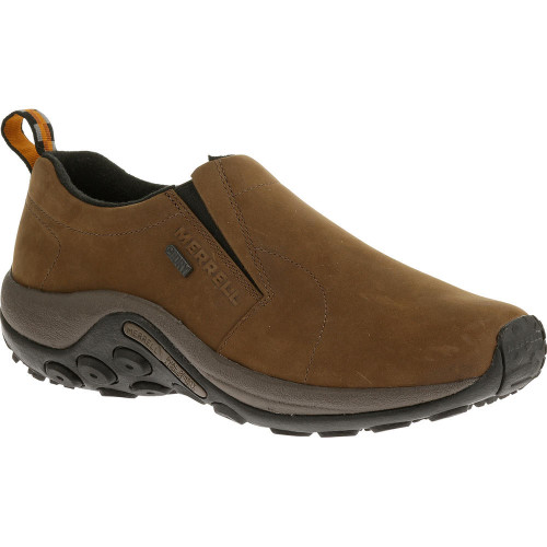 Men's Jungle Moc Nubuck Waterproof - Brown