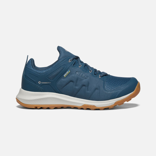 Women's Explore Waterproof-Majolica Blue/Satellite