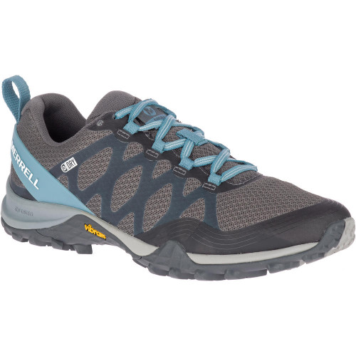 Women's Siren 3 Waterproof - Blue Smoke