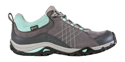 Women's Sapphire Low B-DRY - Charcoal / Beach Glass