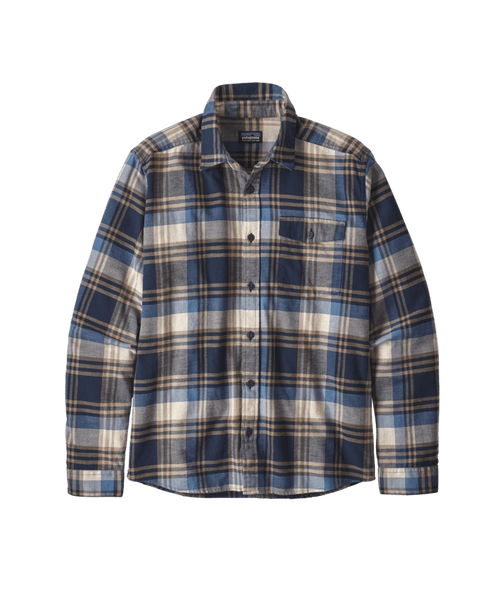 Men's Light Weight Fjord Flannel Shirt