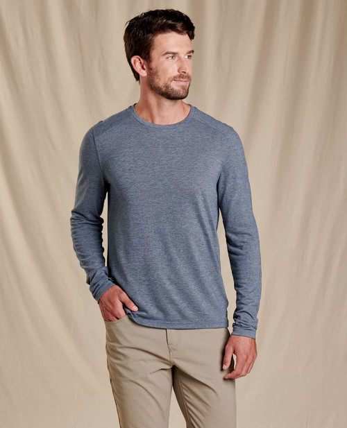 Men's Debug Lightweight Long Sleeve Crew