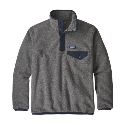 Boys' Light Weight Synch Snap-T Pullover
