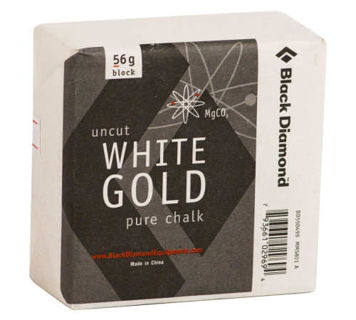 56 g White Gold Block Chalk
