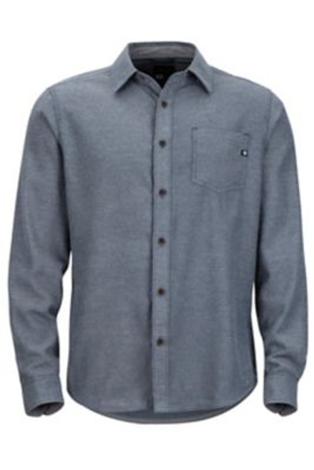 Men's Hobson Midweight Flannel Long Sleeve