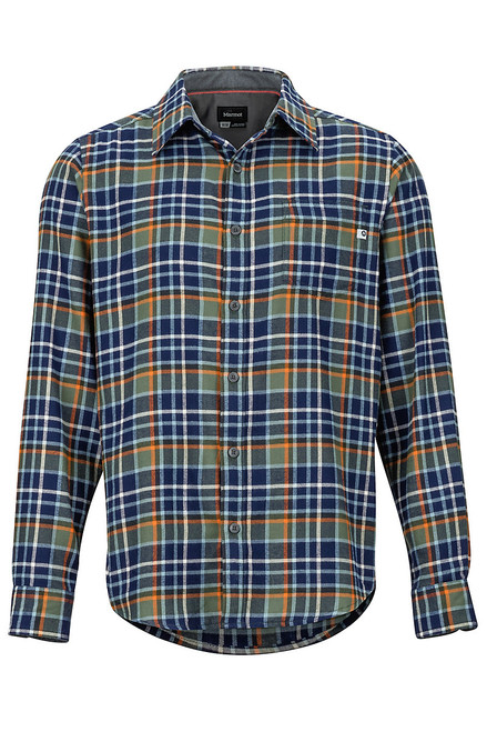Men's Fairfax Midweight Flannel Long Sleeve