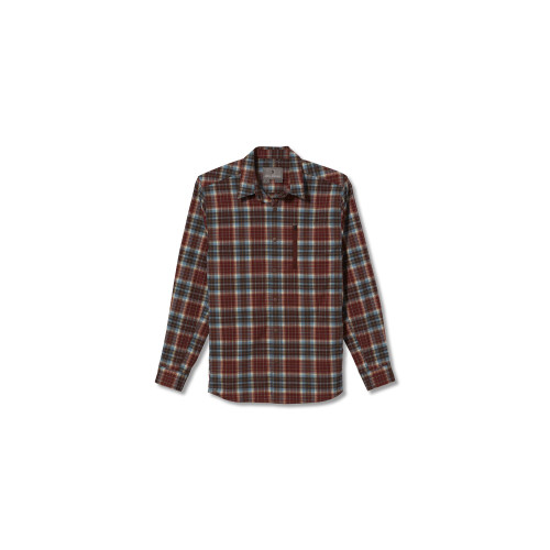Men's Thermotech Ren Plaid Long Sleeve