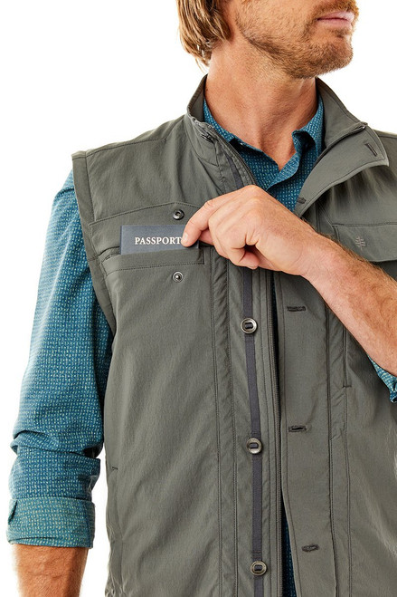 Men's Traveler Convertible Jacket II