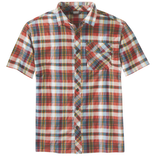 Men's Pale Ale Short Sleeve Shirt