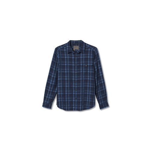Men's Sonora Plaid Long Sleeve