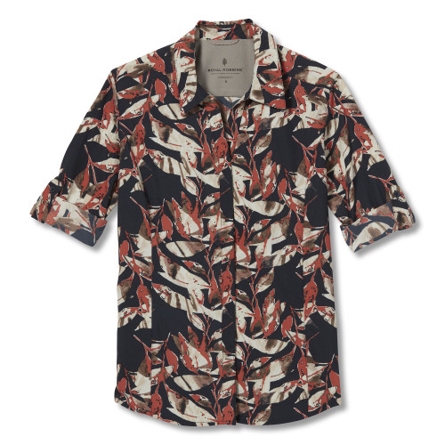 Women's Expedition Print 3/4 Sleeve