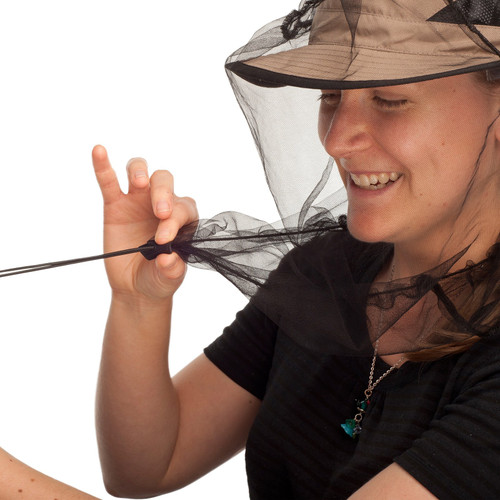 Mosquito Head Net w Insect Shield®