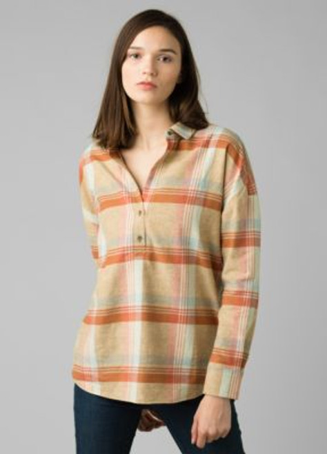 Women's Dante Flannel Top