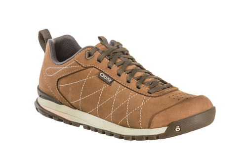 Women's Bozeman Low Leather- Chipmunk
