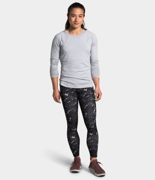 Women's Motivation High Rise Pocket 7/8 Tight